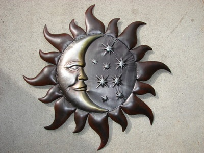Sun And Moon Wall Art 470 best stars, moon & sun decor images on pinterest | sun moon