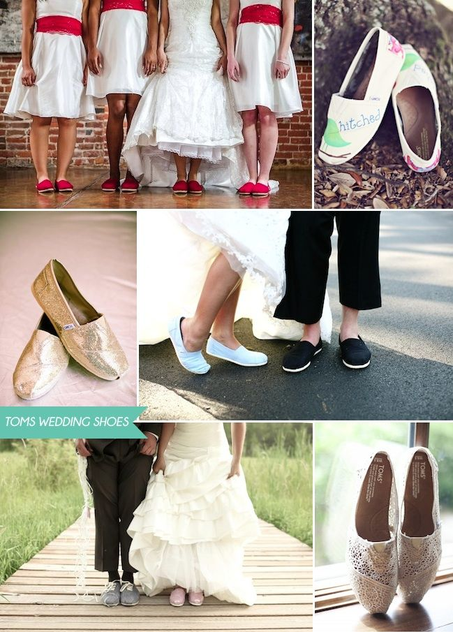 toms as me wedding shoes