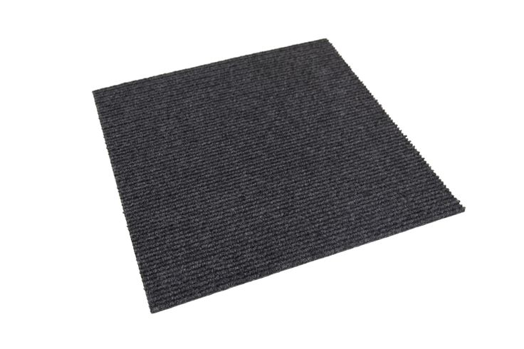 Wide Rib Extreme Carpet Tile - High Quality Discount Carpet