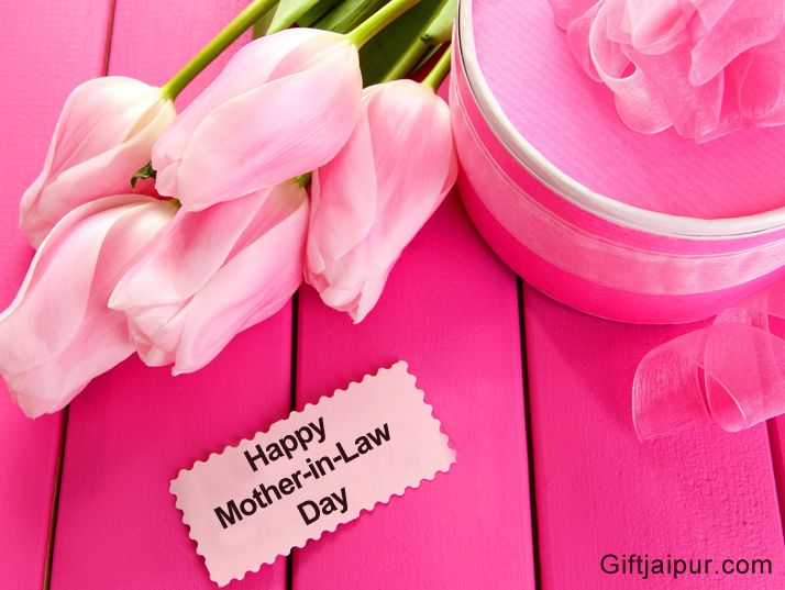 Happy Mother-in-Law Day.Thank you for all your love and sacrifices.