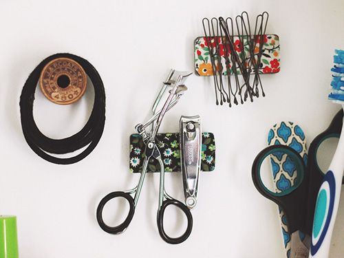 Organize with Magnets