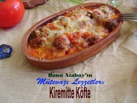 Kiremitte Köfte (Köfte Tarifleri) - YouTube