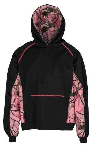 Trailcrest Women's Soft Shell Pullover Camouflage Hoodie Jacket - List price: $53.00 Price: $44.95