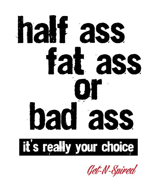 I have a fat ass because I'm a bad ass but never half ass!! #squats #deadlifts #thatass