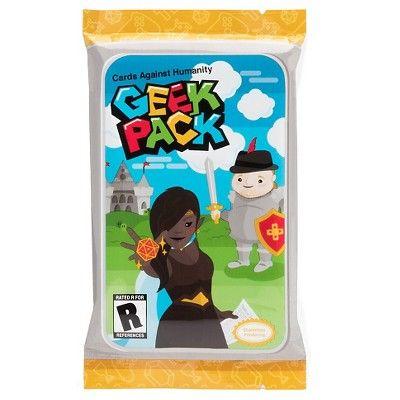 Cards Against Humanity: Geek Pack Card Game : Target