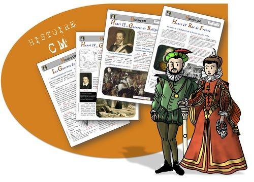 Henri IV et les Guerres de religion