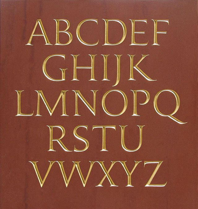 Best calligraphy roman capitals images on pinterest