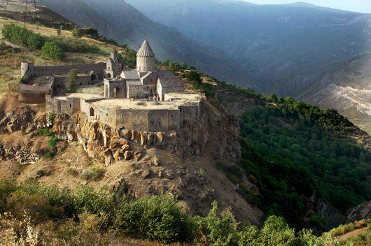 14 Days in the Caucasus - Journey through Azerbaijan, Georgia, and Armenia.