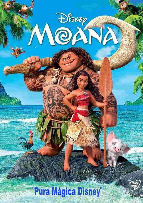 Watch Moana (2016) Full Movie Online Free