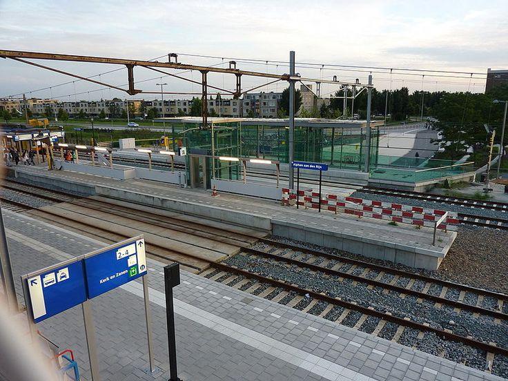 Station Alphen aan den Rijn