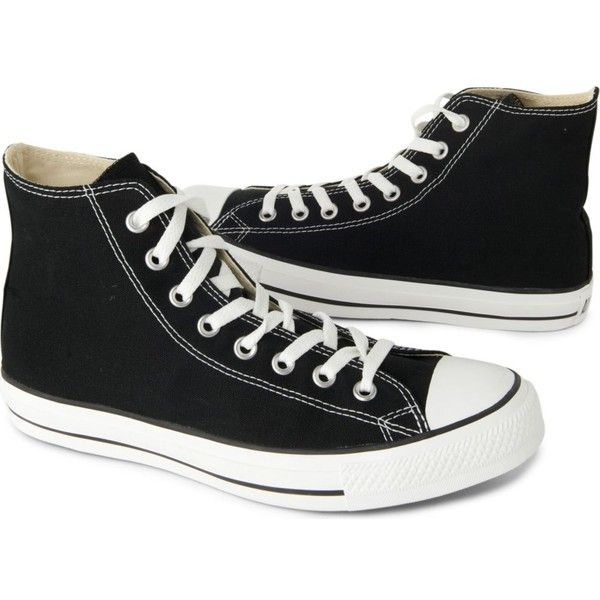 Converse Chuck Taylor All Star high tops ($40) ❤ liked on Polyvore featuring men's fashion, men's shoes, men's sneakers, shoes, converse, men, mens high tops, converse mens sneakers, mens leopard print shoes and mens black high top sneakers