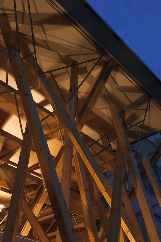 [A3N] : Nousfit Warehouse / Hideo Horikawa Architect & Associates