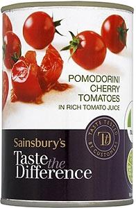 Saintsbury's Taste the Difference