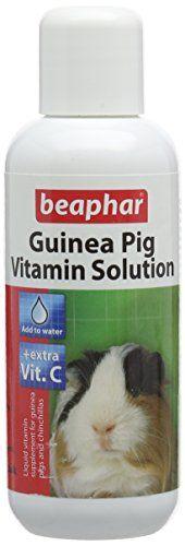 From 2.41 Beaphar Multi Vitamin Solution For Guinea Pigs 100 Ml