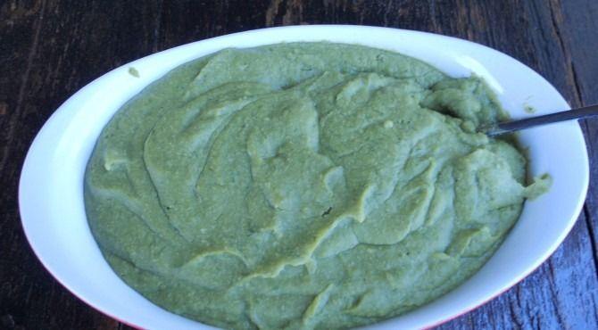 Opentaste - Fava beans cream