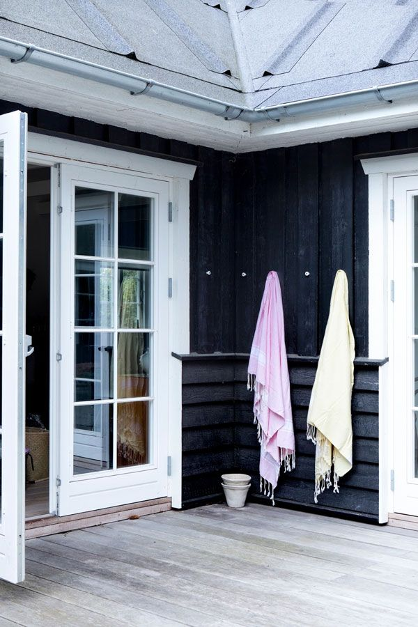Pretty Danish Summerhouse | NordicDesign