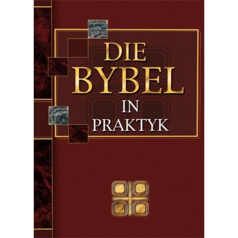 DIE BYBEL IN PRAKTYK. 'n Unieke Studiebybel in Afrikaans wat jou as Bybelleser sal help om jou kennis en insig in die Woord van God te verbreed én te verdiep...