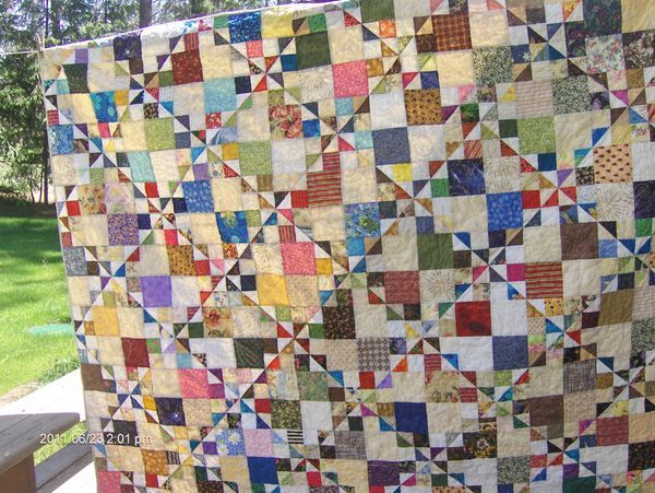 Scrappy Quilt show - Right Here!! :) - Page 2