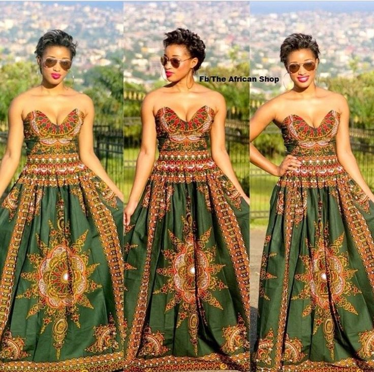 Plus size african traditional dresses   Fashion Trends 2015-2016