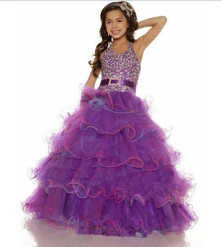vestidos hermosos para niña de 11 años - Buscar con Google