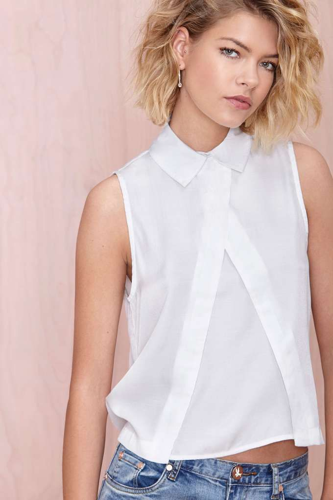 Nasty Gal Brynne Top | Shop Tops at Nasty Gal
