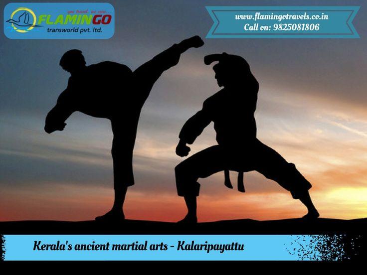 Kalaripayattu- Watch Kerala's Ancient Martial Arts- Malayalam which originated as a style in #Kerala. then there is no way better than #KeralaTourPackages of flamingo travels.