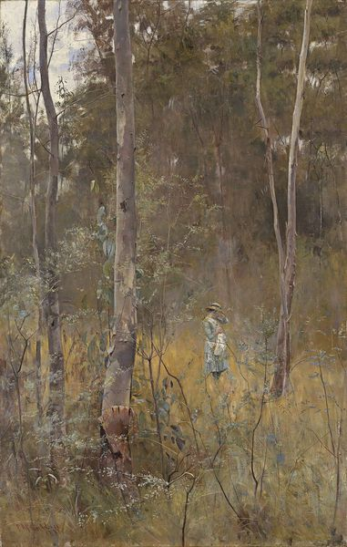 Lost by Frederick McCubbin