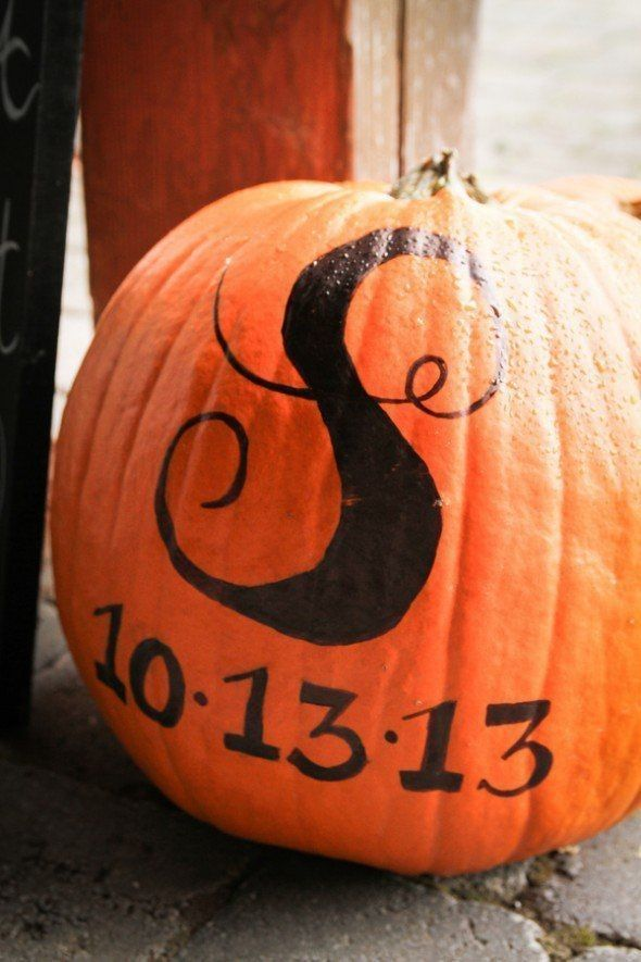 20 Ways To Decorate Your Wedding With Pumpkins. Fall WeddingRustic ...
