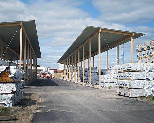 Tunadal timber store – Sundsvall