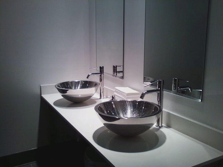 bathrooms in restaurants google search. beautiful ideas. Home Design Ideas