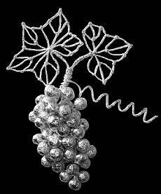 Плетение из фольги - нет предела идеям.© MerlettKA® ™