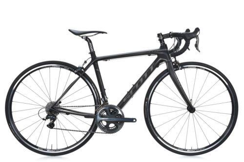 2012 Scott CR1 SL Carbon Road Bike 49cm XS Shimano Dura Ace 10 Speed DT Swiss
