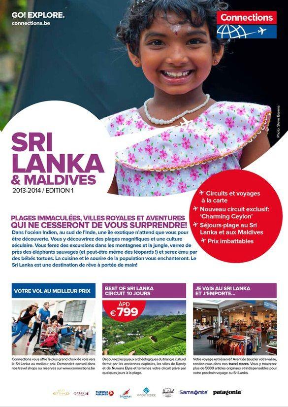 Brochure Sri Lanka & les Maldives 2013: http://www.jambooty.be/nl/document/1008570