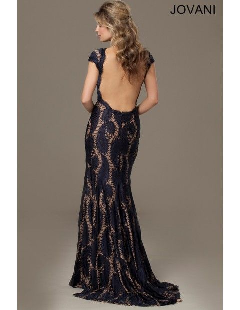 jovani-94188-evening-dress-illusion-neckline-mesh-decolletage-open-back-fit-and-flare
