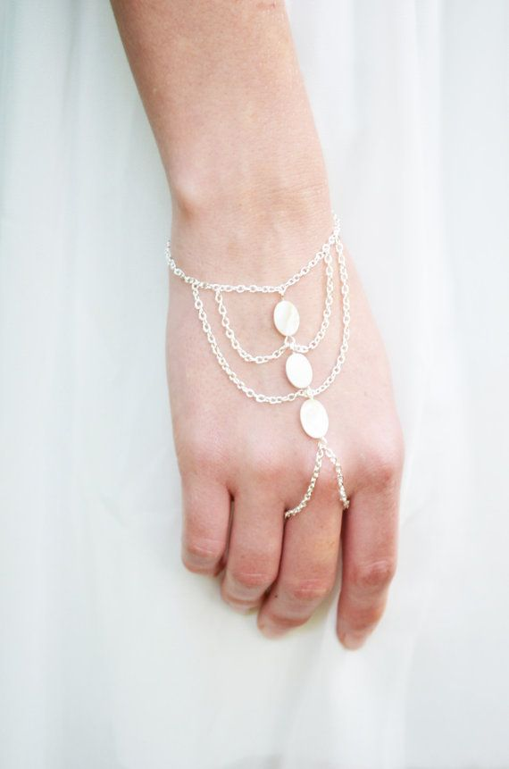 Hand Chain Bracelet