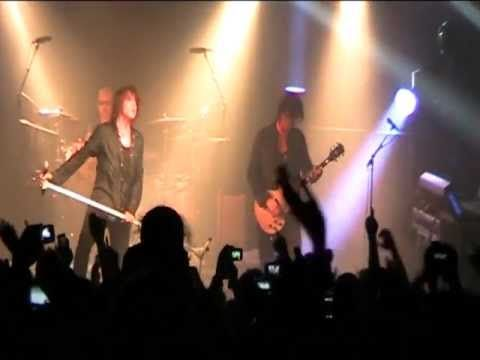 EUROPE - The Final Countdown - LIVE Firenze 25/10/2012