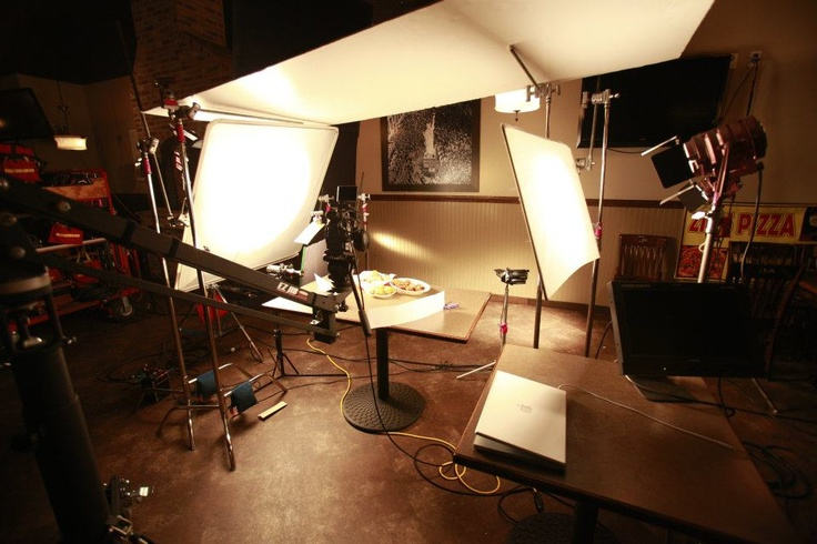 Sleight Advertising Commercial Shoot for Zio's Pizzeria in Omaha, NE
