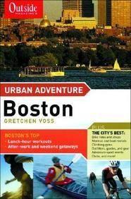Outside Magazine's Urban Adventure: Boston / Edition 1  Paper Back