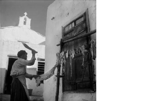 Χασάπης στην Σκύρο, 1950-1955...ΦΩΤ.ΒΟΥΛΑ ΠΑΠΑΙΩΑΝΝΟΥ