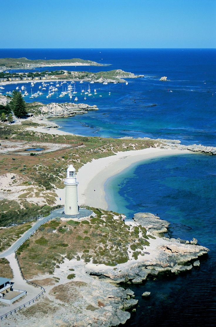 Bathurst Lighthouse, Rottnest Island Australia