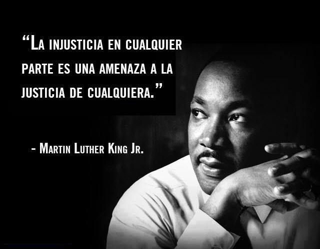 """""""La injusticia en cualquier parte es una amenaza a la justicia de cualquiera."""" - Martin Luther King Jr.  Es obligación de las autoridades tomar acciones concretas para que la justicia no sea solo un sueño. Exijamos ya que se ponga un alto a la impunidad en México firmando la petición en: www.alzatuvoz.org/codigojusticia"""