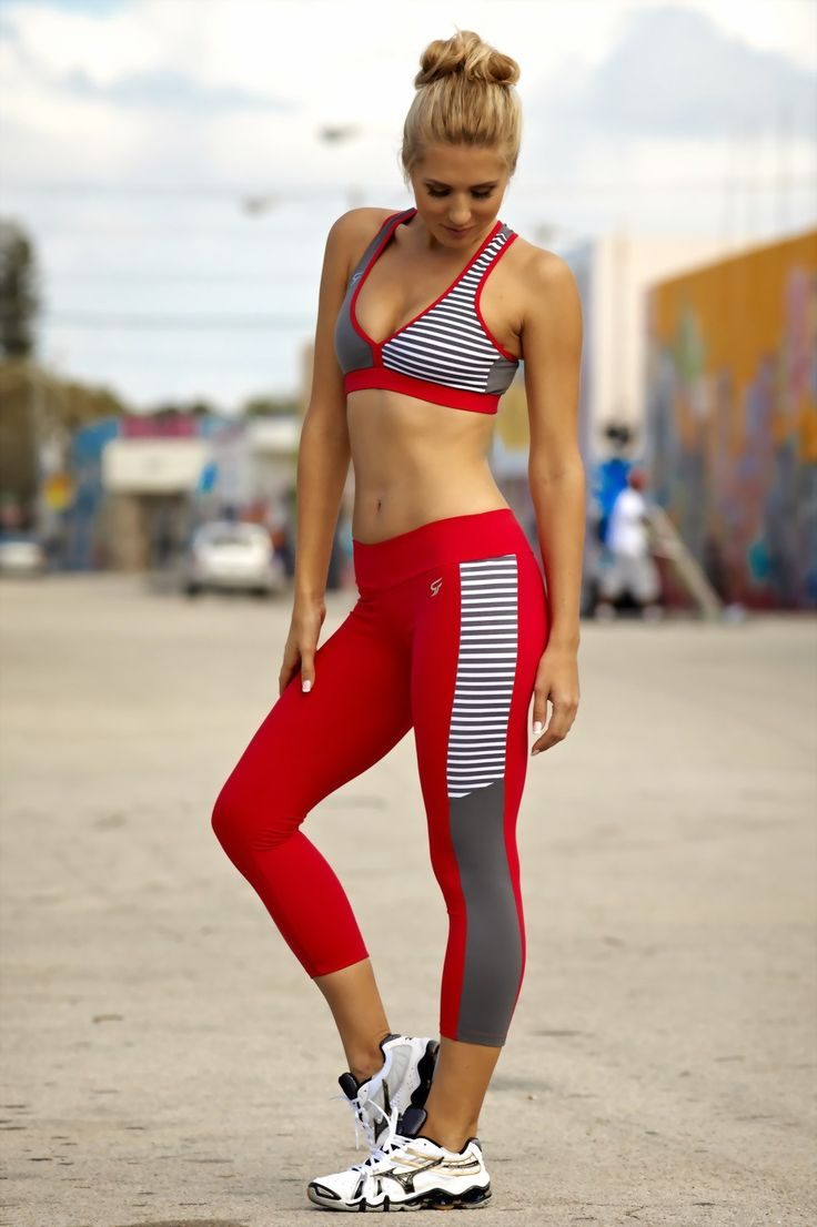 Womens sexy athletic wear