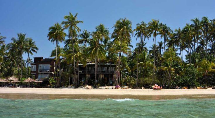 Review of Eco-friendly Laguna Lodge Ngapali Beach