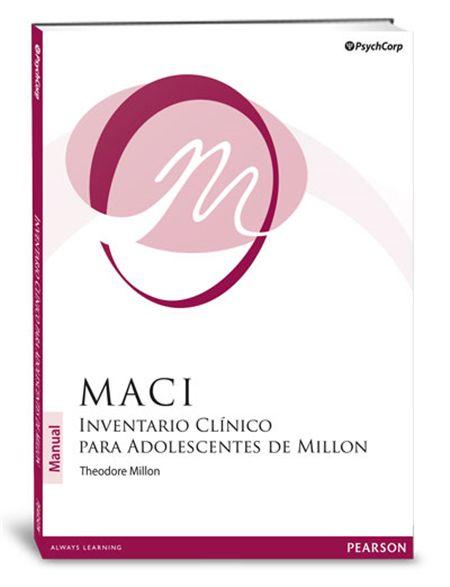 MACI : inventario clínico para adolescentes de Millon