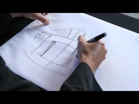 Tron: Legacy Lightcycle Design Featurette - with Daniel Simon - YouTube - Live Sketching - Cosmic Motors