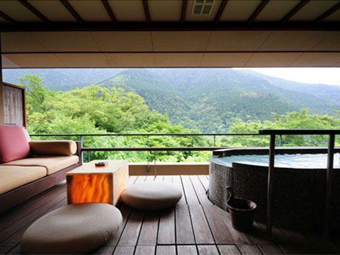 Hakone ginyu selected onsen ryokan best in japan - Ryokan tokyo with private bathroom ...