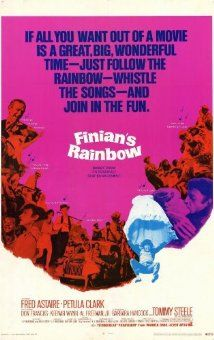 Finian's Rainbow (1968) Poster