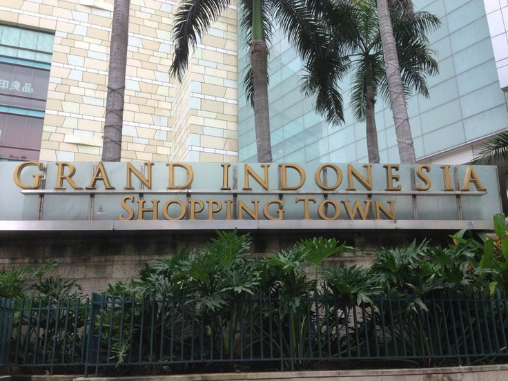 Grand Indonesia Shopping Town in Jakarta Pusat, Jakarta