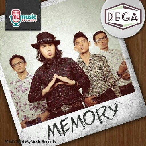 """DEGA- Memory"" released in all radio indonesian"