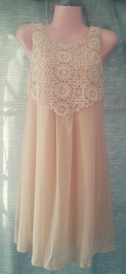 The Flowy AngelEye dress
